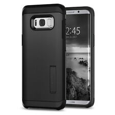 Express Galaxy S8 Case Spigen Tough Armor Cover for Samsung Black