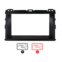 For Toyota/LEXUS GX470 Dash Mount Frame Car Stereo Radio Fascia Panel Trim 2Din