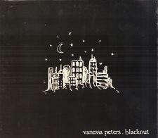 VANESSA PETERS - BLACKOUT (2006 US FOLK INDIE ROCK CD EP)