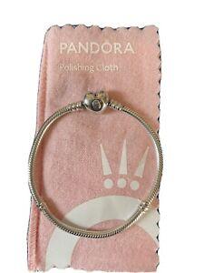 Original PANDORA® Herz Armband 590719 Silber