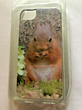 RED SQUIRREL PHONE CASE COVER FOR IPHONE NEW IN PACKAGING PROCEEDS TO CHARITY