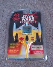 Star Wars Episode I Naboo Escape Premier Electronic Handheld Tiger Game NIP