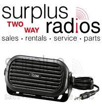 NEW ICOM SP-35 EXTERNAL SPEAKER MOBILE RADIOS F121 F221 F5011 F6011 F5021 F6021