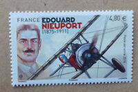 2016 FRANCE AVIATION EDOUARD NIEUPORT STAMP ISSUE MINT STAMP