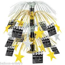 "18"" Hollywood Movie Set Clapper Board Party Cascade Centrepiece Decoration"