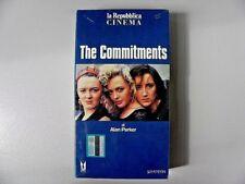 "VHS VIDEOCASSETTA "" THE COMMITMENTS "" UN FILM DI  ALAN PARKER 1991"