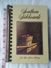 VINTAGE COOKBOOK COLLECTABLE SOUTHERN SIDEBOARDS JUNIOR LEAGUE OF JACKSON MISS