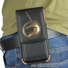 New 3D Unicorn Universal Man Waist Bag Case With Clip Belt For BlackBerry