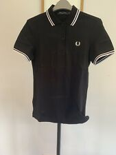 fred perry twin tipped t shirt Uk 8