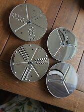 Kenwood Blender Cutting Plates X 4