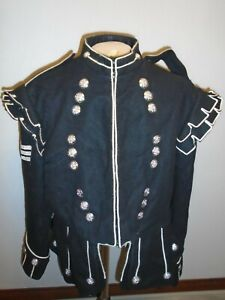 """SCOTS GUARDS PIPERS TUNIC CHEST 50"""" BRITISH ARMY ISSUE"""