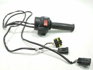 13 Can Am Spyder RS S Right Control Start Stop Switch 710003573-DP0586