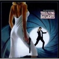 THE LIVING DAYLIGHTS (REMASTER) CD OST NEU