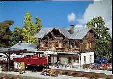 More details for faller schwarzach station building kit ii n gauge 212108