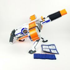 Nerf N-Strike Elite Rhino-Fire Blaster Tripod W/ Bullets Manual 2013