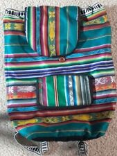 Beautiful woven backpack