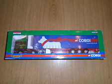 CORGI MODERN TRUCKS 1/50TH SCALE CC13709 CS ELLIS SCANIA R SERIES CURTAINSIDER