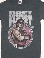Bret The Hitman Hart Wrestling Officially Licensed WWE T-Shirt