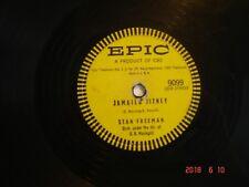 "Jamaica Jitney + Giannina Mai by Stan Freeman EPIC RECORDS Shellac 10"" RARE"