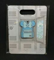 Arendelle Aqua Frozen Minnie Backpack Loungefly Boxlunch LR Disney Pin