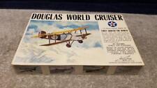 Vintage Williams Bros. Inc Douglas World Cruiser 1/72 Model Kit Boxed Sealed