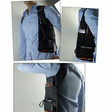 Anti Theft Hidden Underarm Security Shoulder Holster Pouch Bag Wallet Outdoor PD