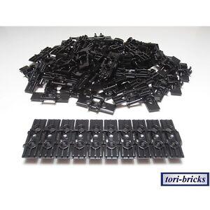 Lego Technik große Kettenglieder 80 Stück schwarz »NEU« # 57518