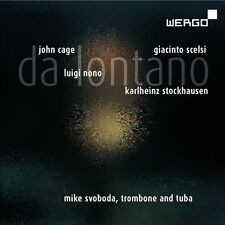Da Lontano - Music of Scelsi, Cage, Stockhausen & Nono, New Music