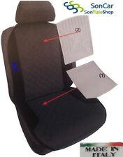 MERCEDES SLK Schienale, Coprisedile per Auto Ricamato disponibile più colori!