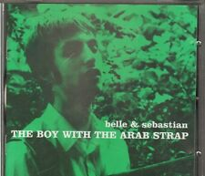 BELLE & and SEBASTIAN The Boy With The Arab Strap NEW CD 12 track LYRICS 1998