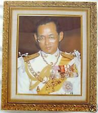 AUFKLEBER Sticker König Bhumipol von Thailand RAMA IX
