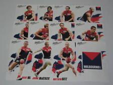 2010 AFL Select Prestige MELBOURNE full basic Team set & logo card
