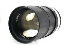 LENTAR 135mm F2.8 Lens M42 Pentax Screw Mount