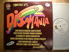 LP, V/A, DISCOMANIA 2, Ahed, USA 1976, ex-, (Ohio lettore, Stylistics, Labelle.