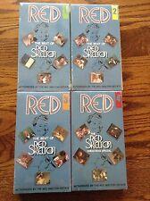 "Lot Of 4 Red Skelton Set VHS Video ""Best of red Skeleton Old Comedy New"