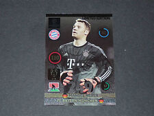 NEUER LIMITED ED. BAYERN MUNICH UEFA PANINI FOOTBALL CHAMPIONS LEAGUE 2014 2015