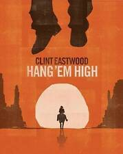 Hang Em High (Blu-ray Disc, 2011) Clint Eastwood!