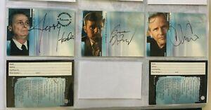 The X-Files - Season 4 & 5 -  Inkworks Master Trading Card Set