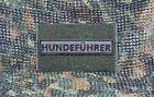"""Klettpatch """"Hundeführer"""""""