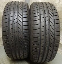 2 x GOODYEAR 225/55 R17 97Y 5,5 - 6 mm Excellence * RUNFLAT DOT3915 Sommerreifen