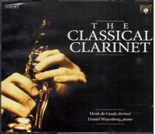 AAVV: The Classical Clarinet: / Henk De Graaf, Daniel Wayenberg  CD