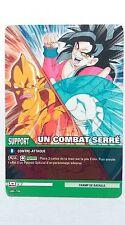 Carte Dragon ball Z Un Combat Serré DB-791