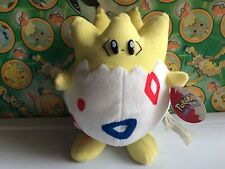 Pokemon Plush Togepi egg play by play 2000 doll Stuffed soft figure Toy HTF Rare