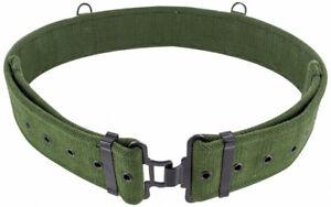 Nuovo Stile Esercito Inglese 1958 58 Motivo Resistente Verde Tela Cintura