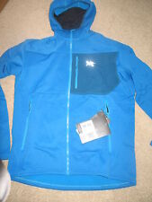 Arc'teryx Fortrez Polartec PwSretch  Hoody (for Men).Size:L.Color:Riptide.NWT.