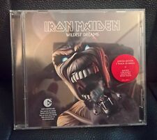 IRON MAIDEN cd single WILDEST DREAMs limited edition 3 track