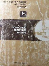 John Deere Kawasaki Engine FA130D FB460V FE290D FC540V K Repair Service Manual