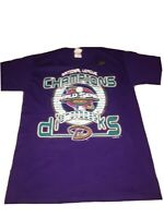 VTG Arizona Diamondbacks 2001 World Series Champions Men's T-Shirt - Size Med