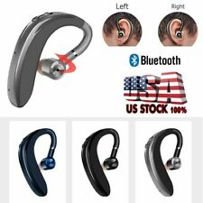Wireless Bluetooth Headset Earphone with Mic for Samsung iPhone OnePlus Lg Moto