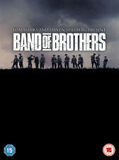 Band of Brothers DVD 5051892029520 Damian Lewis Donnie Wahlberg Ron Livin.